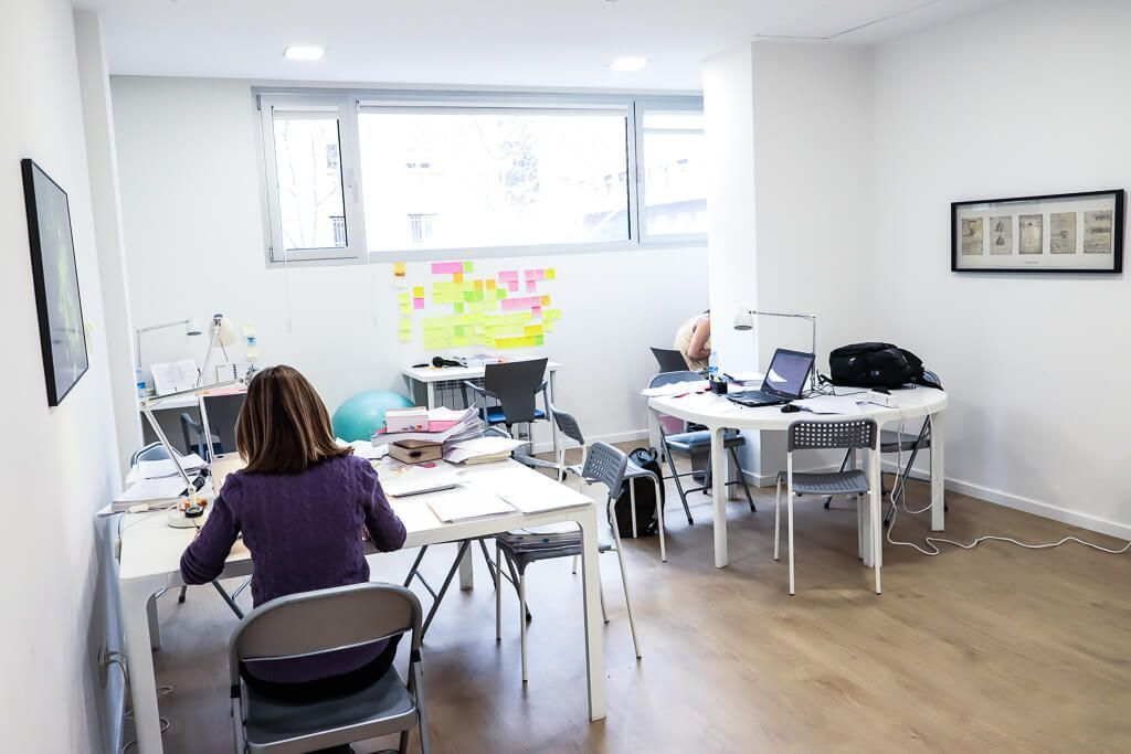 Residencia de estudiantes en Madrid